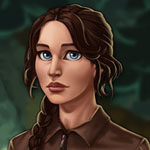The Hunger Games Adventures: character portraits for the Webby winner mobile & Facebook game based on the Hunger Games franchise