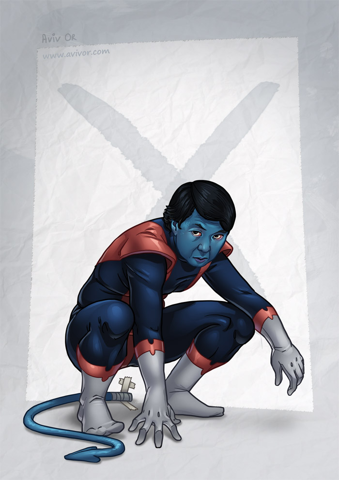 Community-X: Nightcrawler